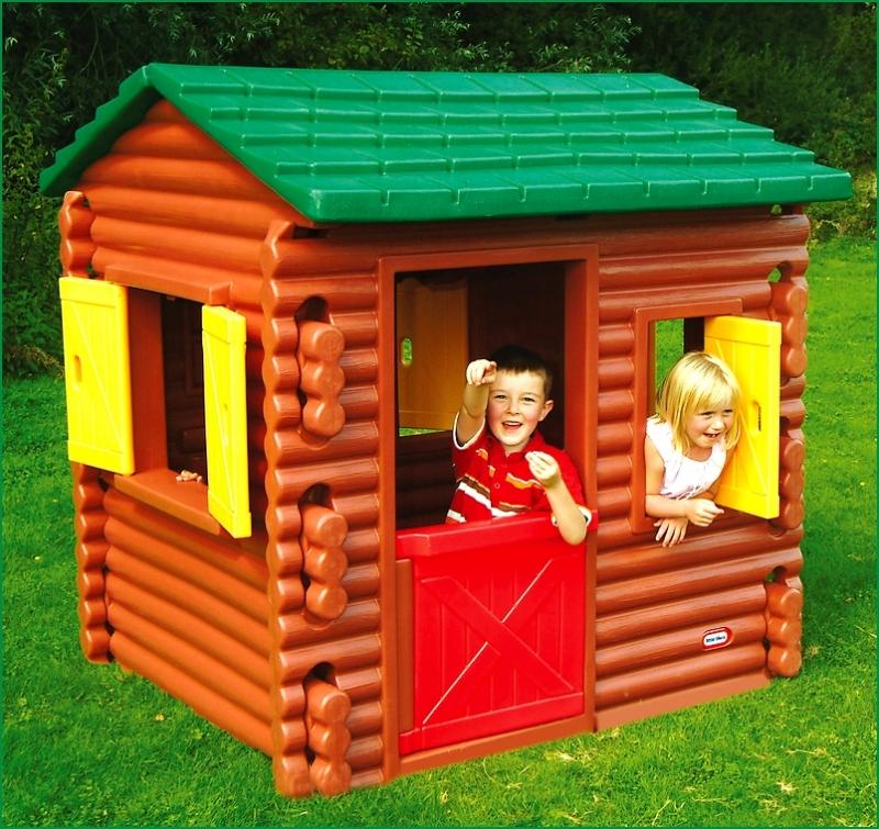 Giochi bambini da esterno - Casette per bimbi da giardino ...